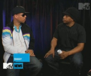Solar and Sway on MTV News