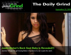 "Global Grind ""The Daily Grind"" Email (9/22/2010)"