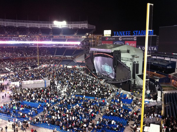 Eminem, Jay-Z - Yankee Stadium Concert