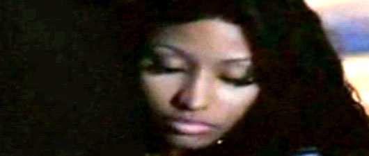 nicki minaj right thru me video