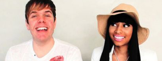 Post image for Nicki Minaj: Perez Hilton Interviews Nicki Minaj [Video]