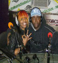 Mz Nay and DJ Sincere