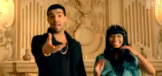 nicki minaj and drake. Once upon a time, Nicki Minaj