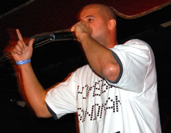Homeboy Sandman to perform at South By Southwest (SXSW) Music Festival 2011 in Austin, Texas