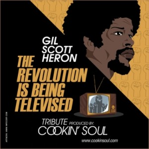 Gil Scott-Heron Mixtape Tribute