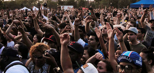 SummerStage Concert Series - NYC Parks - Talib Kweli at Red Hook Park