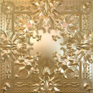 Watch The Throne Cover Art - Kanye West, Jay-Z - The Throne