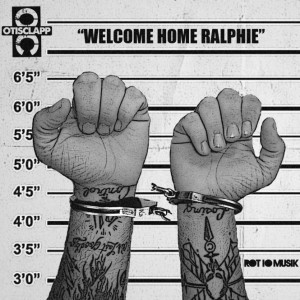 OTiS CLaPP - Welcome Home Ralphie Cover
