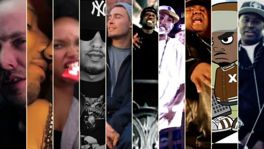 10 Videos - New York Hip Hop, NYC, NY-area - January 2012