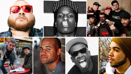 New York hip hop artists to watch for in 2012