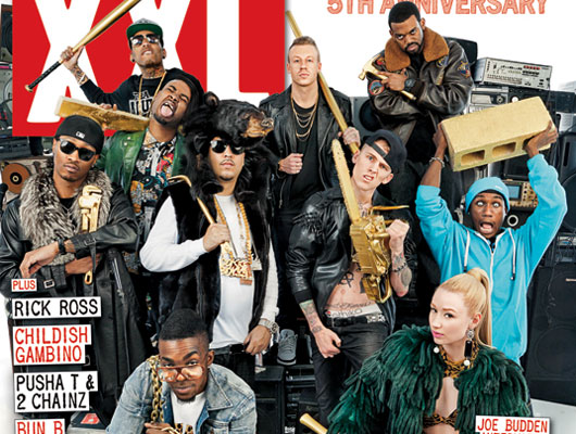 Post image for XXL Freshmen: 2012 XXL Freshman Class Cover Revealed