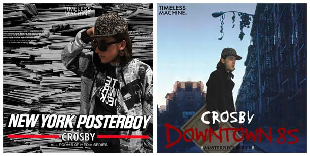 Crosby - New York Posterboy - Downtown 85 [MIXTAPES]