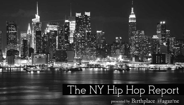 The NY Hip Hop Report Segment on The Show