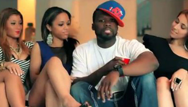 50 Cent: All His Love (Video) + Says He's 'Starting Rap Career Over'