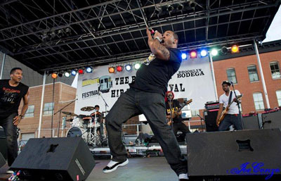 Brooklyn Hip-Hop Festival - Busta Rhymes (Photo: Joe Conzo)