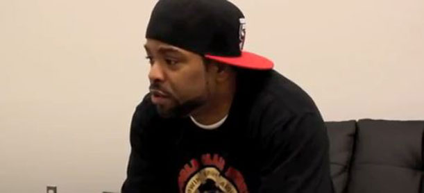 Method Man Interview - Speaks on Crystal Meth, RZA, Redman, Blackout 3, acting, more
