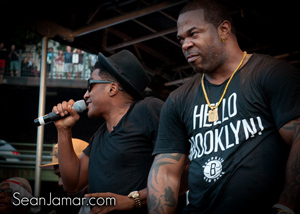 Busta Rhymes, Q-Tip - Brooklyn Hip-Hop Festival