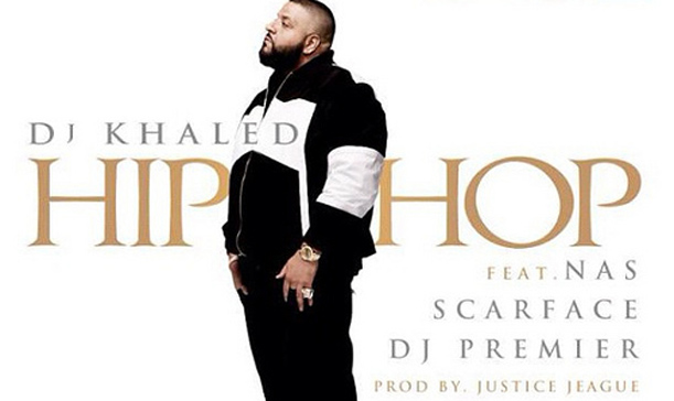 DJ Khaled Ft Nas, Scarface & DJ Premier - Hip Hop