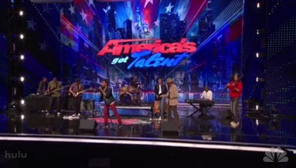 Wordspit The Illest! on America's Got Talent - Interview
