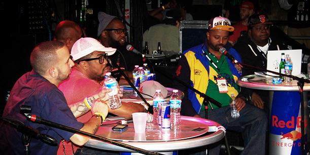 A3C Hip Hop Festival - Killer Mike interview - The Combat Jack Show