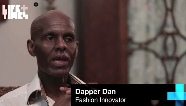 Harlem's Dapper Dan Discusses Storied Career (Video Interview)