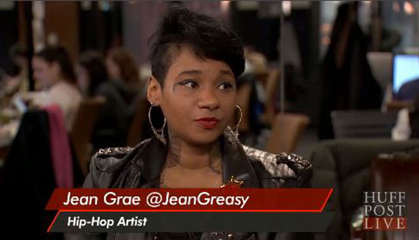 Jean Grae - Huffington Post interview