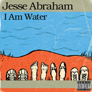 Jesse Abraham - I Am Water - Cover art