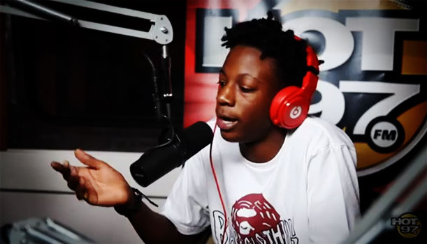 Joey Badass - Joey Bada$$ - Freestyle Videos