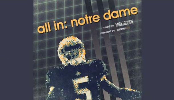 Notre Dame - Fight Song Remix