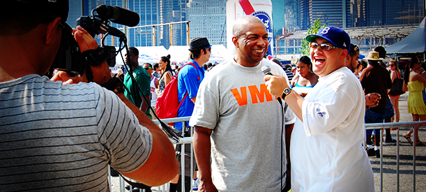 Ralph McDaniels interview - Brooklyn Hip-Hop Festival