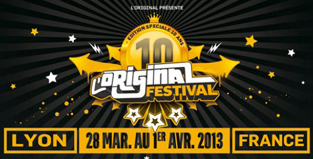 L'Original Festival - Hip Hop - Lyon, France