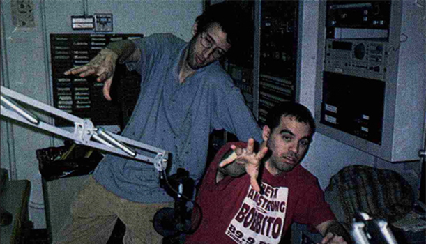 Stretch and Bobbito - Stretch Armstrong and Bobbito Garcia Radio Show