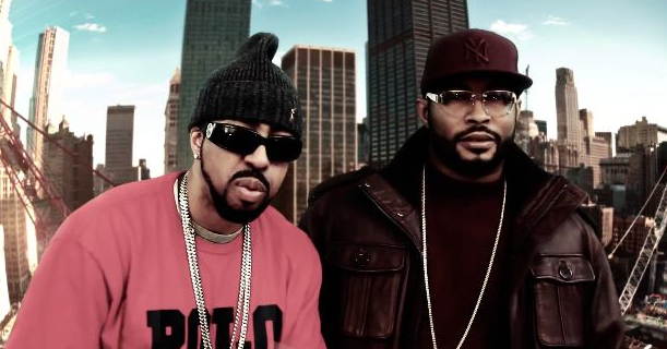 Innocent? - Roc Marciano - DJ Modesty - Time For Change video