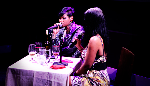 Jean Grae - Sex, Love & Hip Hop Interview Sinnamon Love