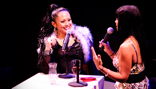 Lola Bastinado - Sex, Love & Hip Hop interview with Sinnamon Love