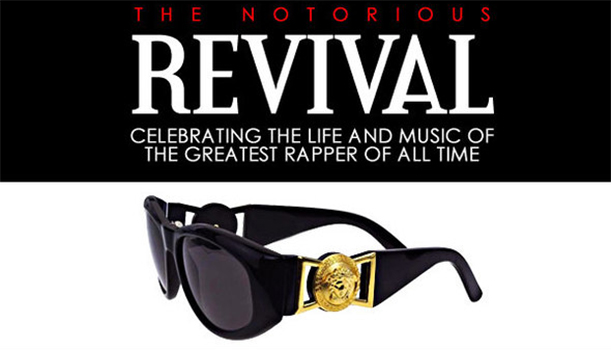 Notorious REVIVAL: Biggie Smalls Tribute Night w/Rich Medina, J.Period & More – TICKET GIVEAWAY
