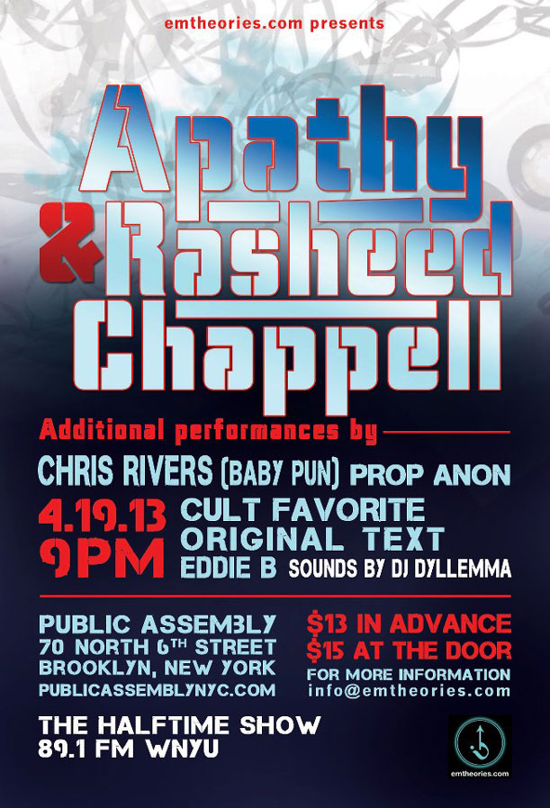 apathy-rasheed-chappell-flyer