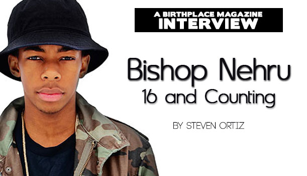 Bishop Nehru Iinterview