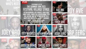 Hot 97 Summer Jam XX Lineup: Festival Stage Lineup Announced #SJXX