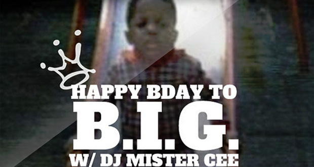 Notorious BIG Birthday Mix - Mister Cee - Biggie Smalls