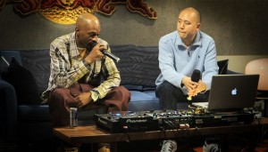 Red Bull Music Academy: Rakim Interview (Video)