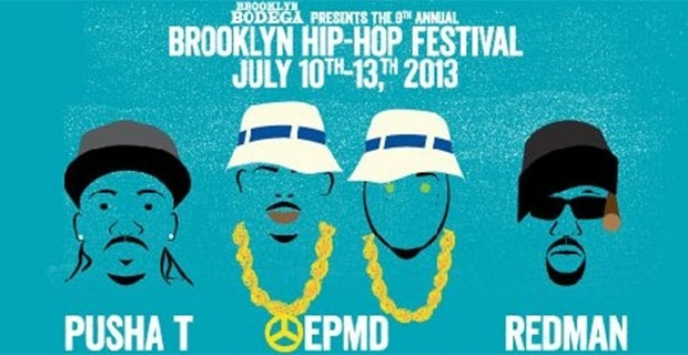 2013 Brooklyn Hip-Hop Festival