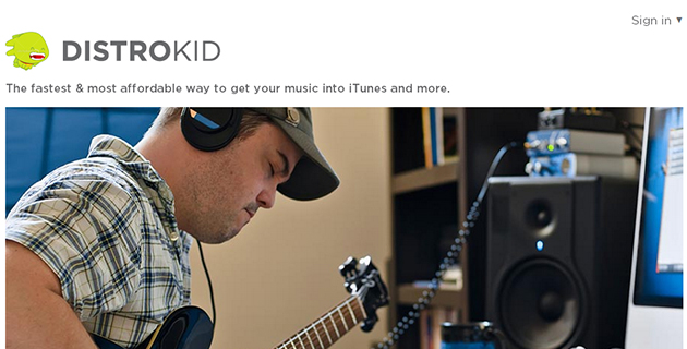 DistroKid - Upload songs to iTunes, Google Play, Amazon, Spotify