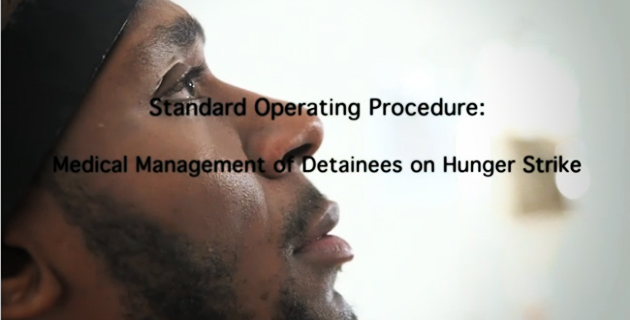 Yasiin Bey (Mos Def) Guantanamo Bay Force Feeding