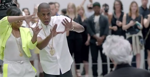 Jay Z - Picasso Baby - Performance Art Video