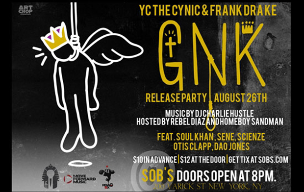 YC The Cynic - GNK Release Concert
