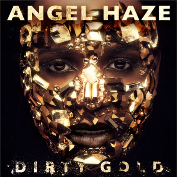 Angel Haze - Dirty Gold album release