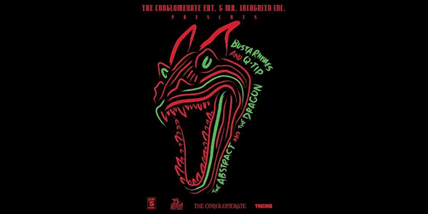 Busta Rhymes, Q-Tip - Mixtape - The Abstract and The Dragon