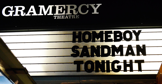 Homeboy Sandman at Gramercy Theatre
