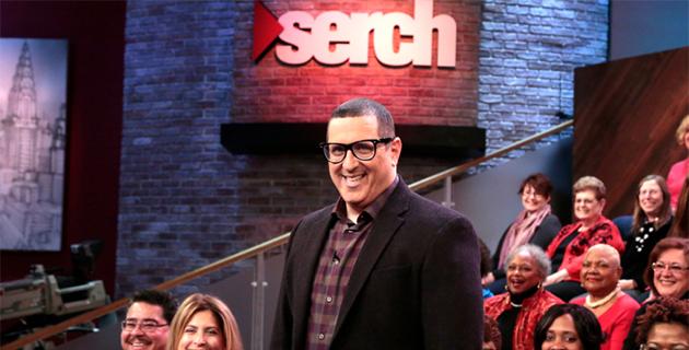 MC Serch daytime talk show